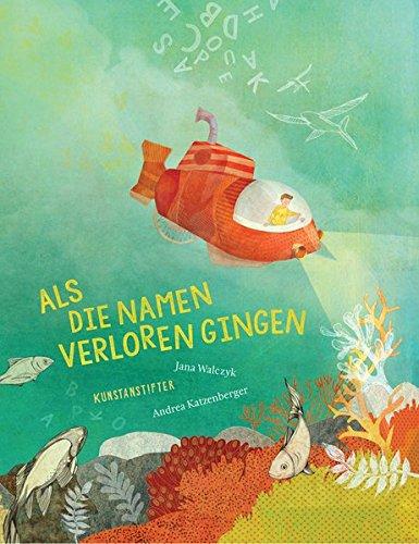 Buchseite und Rezensionen zu 'Als die Namen verloren gingen' von Andrea Katzenberger