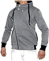 Herren Sweatjacke Hoodie Pullover Herren Pulli Hoodie sweatshirt