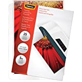 Fellowes Hot Laminating Pouches, Photo Size, 5 mil - Best Reviews Guide