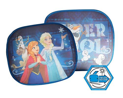 Disney Eiskönigin EKSAA080 HiTS4KiDS\' \'Die Eiskönigin\' UV-Sonnenschutz für Seitenscheiben, Blau