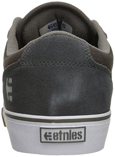 Herren Skateschuh Etnies Barge LS Skateschuhe grey/white/gum