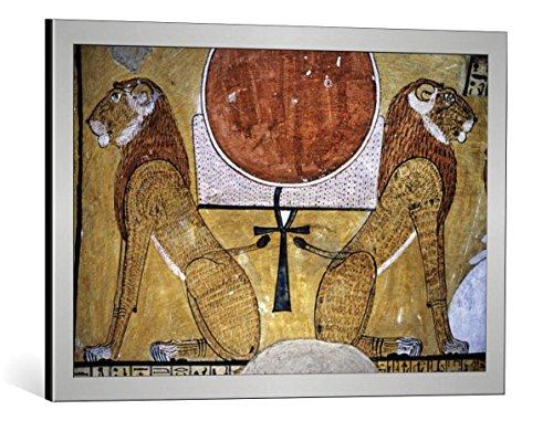 Quadro con cornice: Ägyptische Malerei