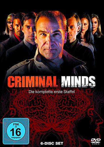 Criminal Minds - Die komplette erste Staffel [6 DVDs] (Criminal Minds Staffel Sechs)