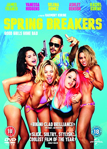 Spring Breakers [DVD-AUDIO]