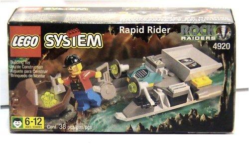Preisvergleich Produktbild Rapid Rider Rock Raiders LEGO System Set 4920