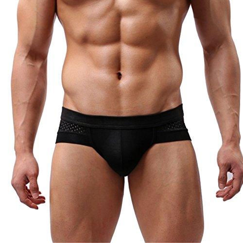 Herren-Slips Klassische Unterwäsche Low Rise Bikinis Shorts Trunks Panties Schwarz XL Joe Boxer Boxer Boys