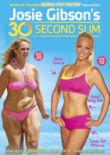 josie-gibsons-30-second-slim-edizione-regno-unito-import-anglais