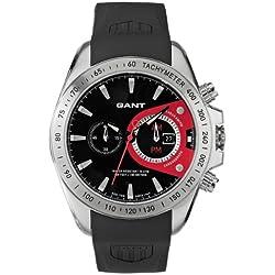 GANT Herren-Armbanduhr XL Analog Quarz Plastik W10381