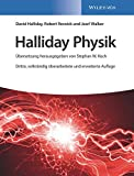 Halliday Physik - David Halliday, Robert Resnick, Jearl Walker