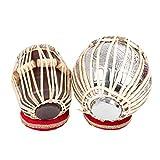 Percussion Plus Tabla système de tension à lamelles de cuir