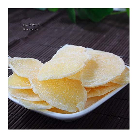 ESPIRE SPICES 100% Organic Dried Ginger Candy