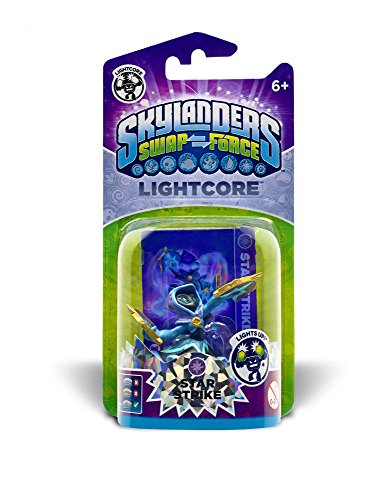 Skylanders Swap Force - Single Character - Light Core - Star Strike - Figuren Skylanders Ps3