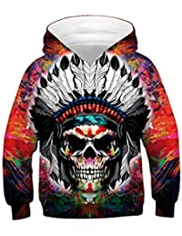 Amazon.it  Multicolore - Bluse e camicie   T-shirt 46bbabd7f898