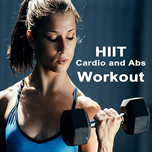 Hiit Cardio and Abs Workout - Insane at Home Fat Burner - Interval Cardio Training and Core [Explicit]