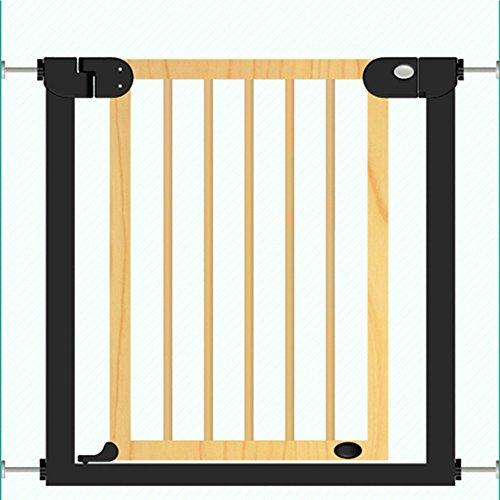 barrière de sécurité Porte En Bois De Chien / Chat / Animal De Compagnie Pour La Porte Intérieure D'escalier De Porte D'escalier A Monté La Porte Supplémentaire Large De Bébé 76-139cm Large ( taille : 97-104cm )