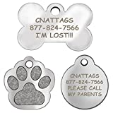 Stainless Steel | Dog Tags Pet Tags Engraved |...
