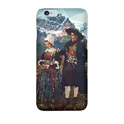 iPhone 4/4S Coque photo - ALPENGLÜHN