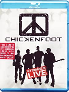 Chickenfoot: Get Your Buzz On - Live [Blu-ray] [UK Import]