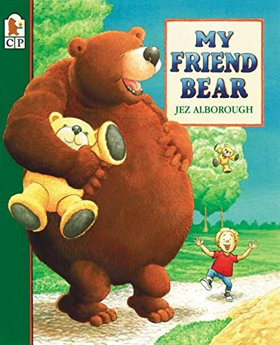 My Friend Bear (Eddy & the Bear)