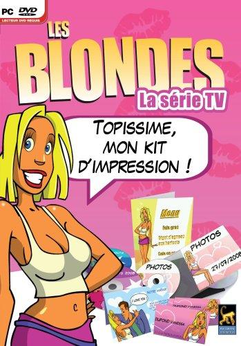 Preisvergleich Produktbild Kit d'impression - Les Blondes