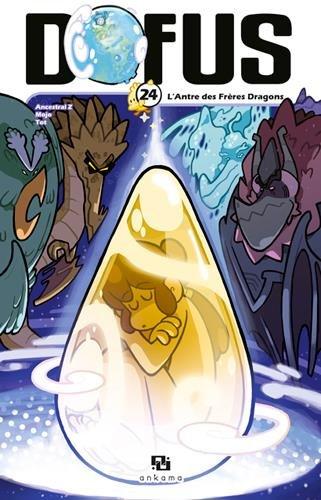Dofus, Tome 24 : L'Antre des frères dragons par