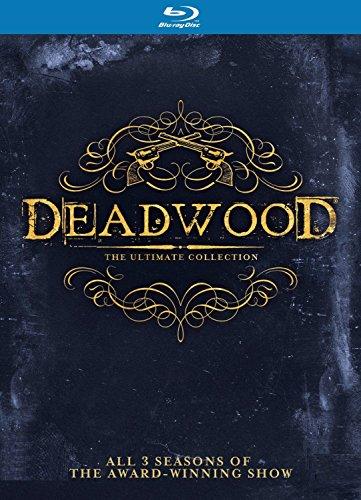 Preisvergleich Produktbild Deadwood Blu-ray Komplettbox Staffel 1+2+3 / Season 1-3 [in Deutsch und Englisch]
