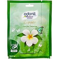 Odonil Nature Zipper Air Freshener - Soulful Jasmine, 10g Pack
