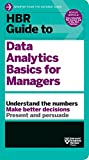 #9: HBR Guide to Data Analytics Basics for Managers
