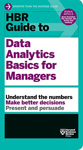 HBR Guide to Data Analytics Basics for Managers (HBR Guide Series) (English Edition)