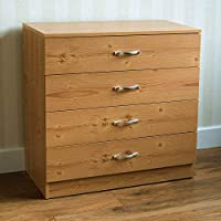 Vida Designs Pine Chest of Drawers
