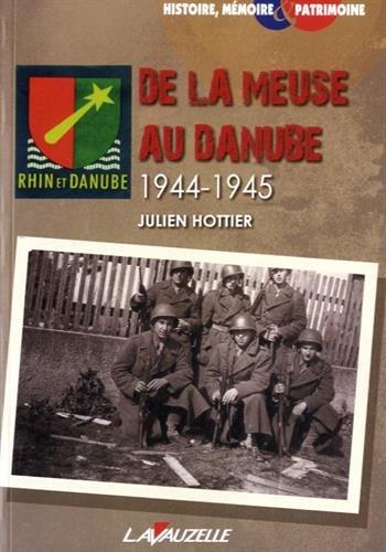 De la Meuse au Danube (1944-1945)