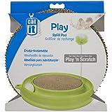 Catit Play-n-Scratch Kratzmatte Ersatzeinlage aus Pappe