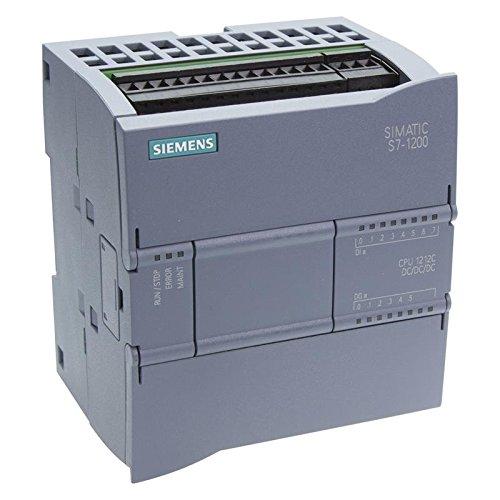 Siemens ST70–1200CPU 1212Kontakte DC/DC/DC 8Ed E/24V Dauerstrom 6SD