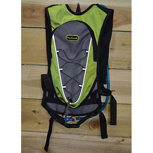 51Os47BLQTL. SS500  - Summit 1.5L Hydration Backpack Bladder Included