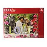 Jumbo 17043 - Wahre Liebe Puzzle, 1000 Teile