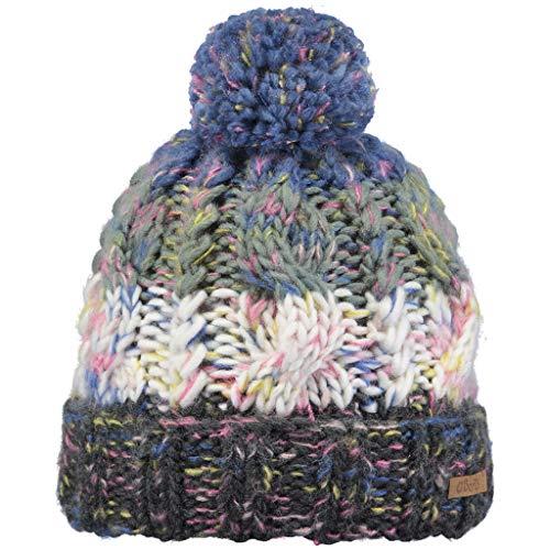 35f928a0d5d BARTS Girls Sandy Hand Knit Warm Soft Fleece Lined Fashion Beanie Hat