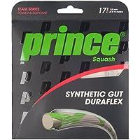Prince synthétique Gut Duraflex de squash Cordes