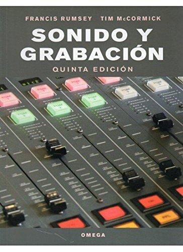 SONIDO Y GRABACIÓN (FOTO,CINE Y TV-CINEMATOGRAFÍA Y TELEVISIÓN) por RUMSEY