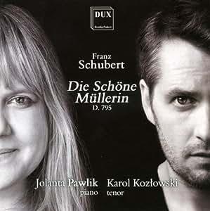 Schubert : La belle meunière. Kozlowski, Pawlik.