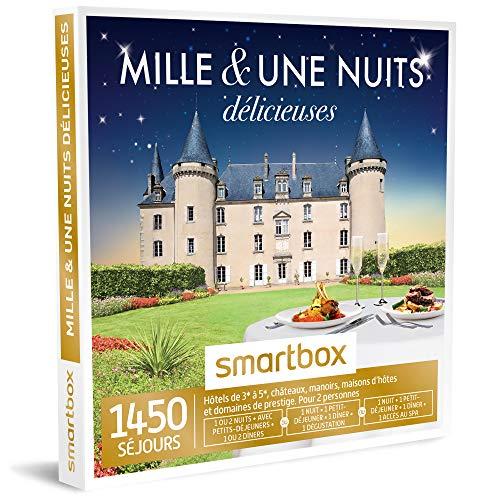 SMARTBOX - Mille et une nuits délicieuses - Coffret cadeau gourmand - À choisir...
