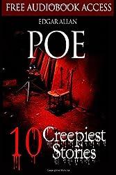 Edgar Allan Poe: 10 Creepiest Stories: Volume 14 (Fiction Classics) by Edgar Allan Poe (2013-05-15)