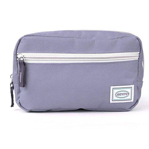 GBT Kosmetische Travel Goods Waschbeutel Reisen gray