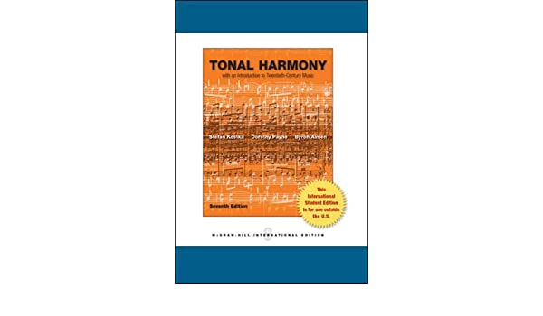 Buy tonal harmony book online at low prices in india tonal harmony buy tonal harmony book online at low prices in india tonal harmony reviews ratings amazon fandeluxe Choice Image