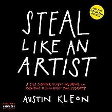 Steal Like an Artist 2018 Calendar