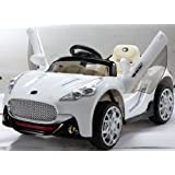 NEW DESIGN MASERATI STYLE 12V TWIN MOTORS KIDS RIDE ON CAR WITH 4 WYAS PARENTAL REMOTE CONTROL + openable doors + mp3 input