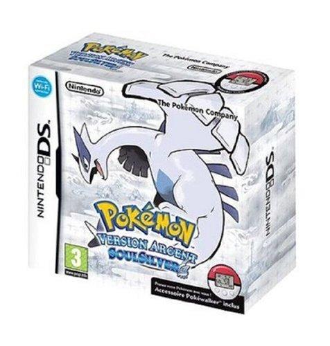 Pokémon version argent soul-silver