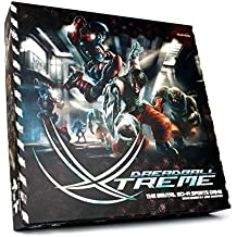 Dreadball Xtreme The Brutal Sci-Fi Sports - 20 x 28mm Miniatures - Complete Board Game