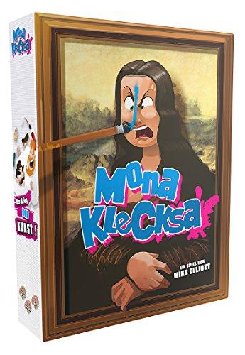 (Space Cowboys SCO0004 - Mona Klecksa, Spiel)