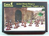 Unbekannt Caesar Miniatures H029 Figuren Ancient Chinese Shang v.s.Zhou Dynasty Troopers