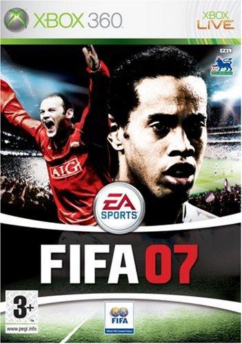 FIFA 07 (Xbox 360) [import anglais]